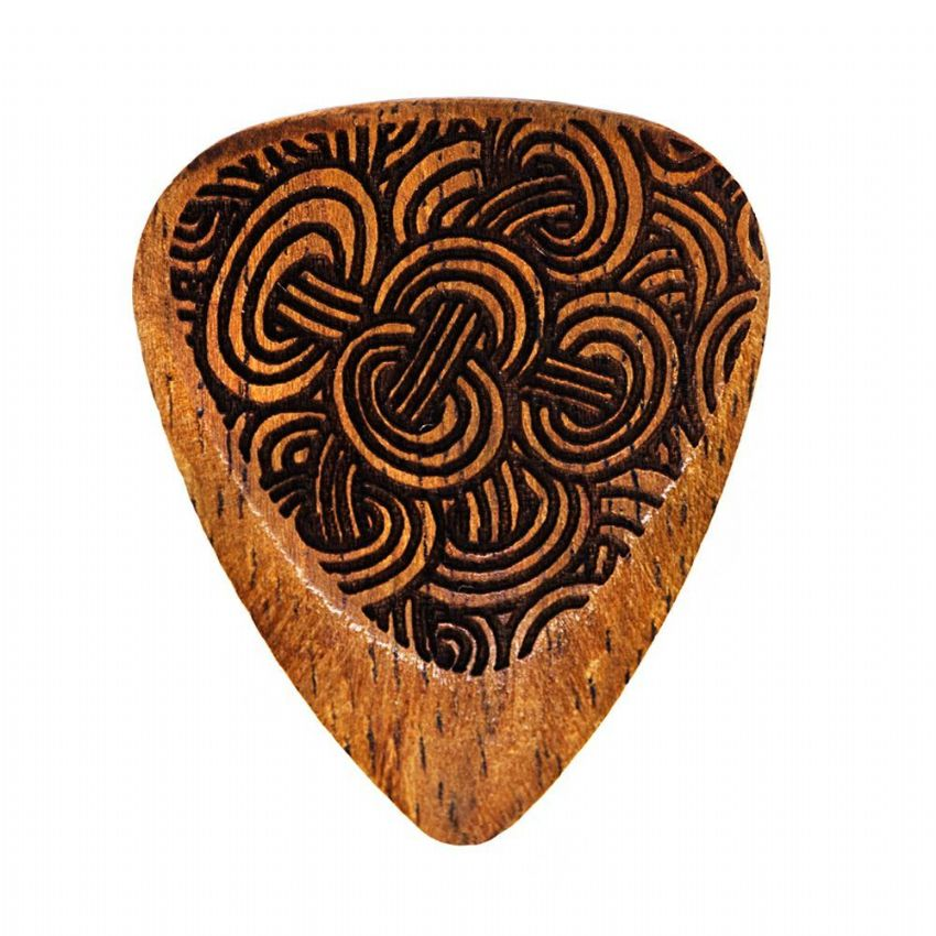 Laser Tones Grip - Spaghetti - 1 Pick | Timber Tones